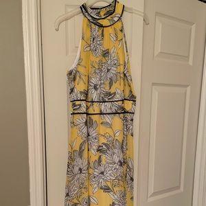 Beautiful Long Floral Dress